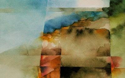Felsige Küste VIII, 2000