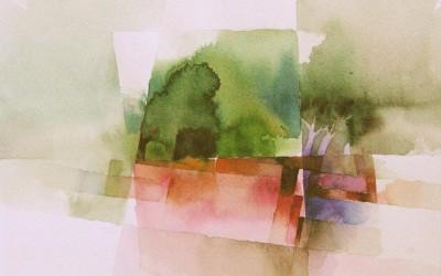 Sommerlandschaft III, 2002,