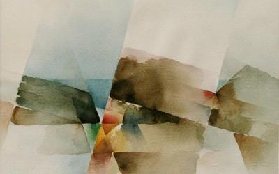 Felsenküste III, 2001