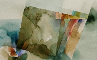 Felsiges Ufer III, 2003